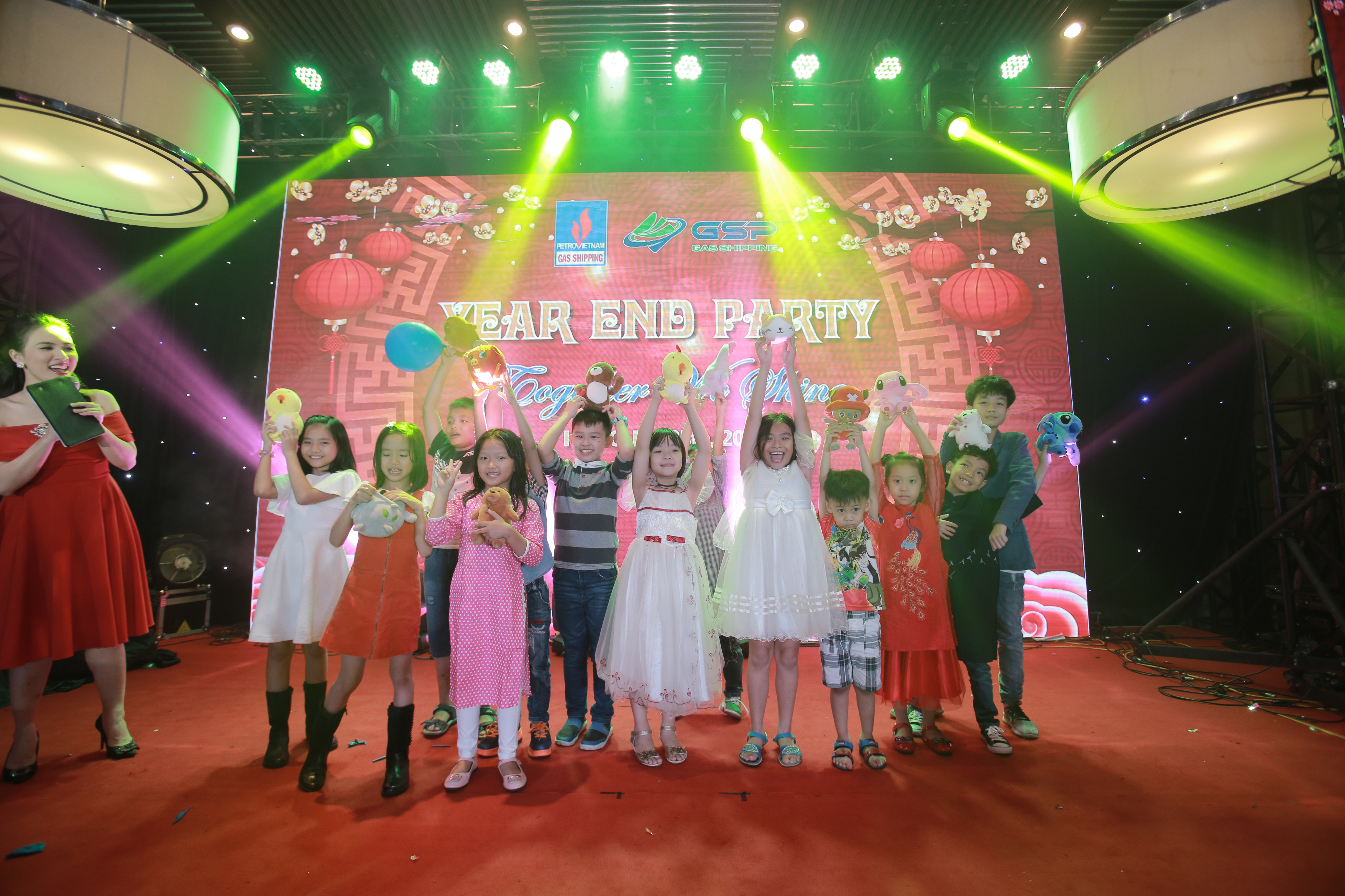 Year End Party 2018 - Together We Shine